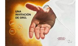 UNA INVITACIÓN DE ORO 2.1