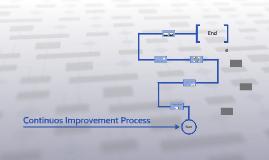 Continuos Improvement Process