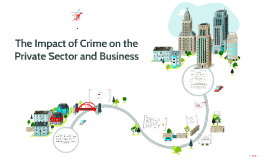 The Impact of Crime on the Private Sector and Business