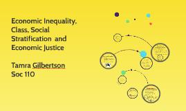 Economic Inequality,