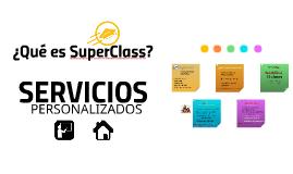 ¿Qué es SuperClass?