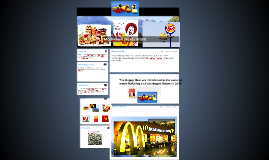 Mcdonald Restaurant