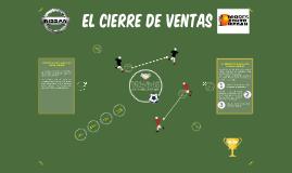 Copy of EL CIERRE DE VENTAS