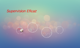 Copy of Supervision Eficaz