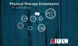 Physical Therapy Consultants