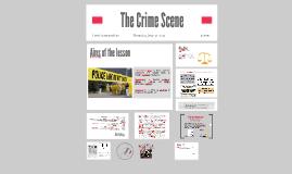 Copy of The Crime Scene