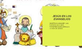 6 bàsico JESÚS EN LOS EVANGELIOS