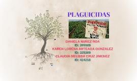 PLAGUICIDAS Y METALES PESADOS