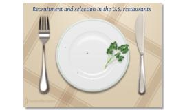 HRM - Restaurants