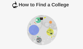 How to Find a College