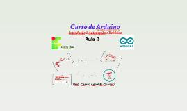 Curso Arduino - Aula 03