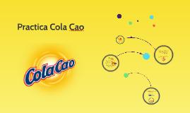 Presentacion Cola Cao