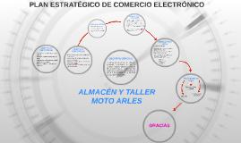 PLAN ESTRATÉGICO DE COMERCIO ELECTRÓNICO