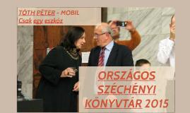 Országos Széchényi Könyvtár - Tóth Péter