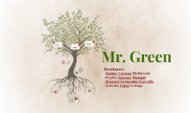 Copy of Mr. Green