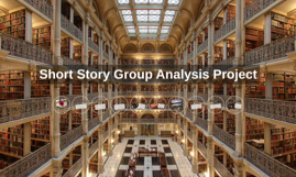 Short Story Group Analysis Project