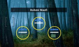 Rahmi Masfi
