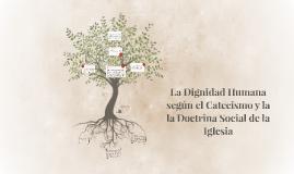 Copy of La Dignidad Humana según la Doctrina Social de la Iglesia y