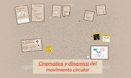 Copia de Cinematica y dinamica del movimiento circular