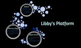 Copy of Libby's Platform