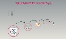 Copy of RECLUTAMIENTO DE PERSONAL