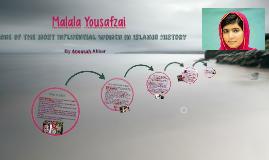 Malala Yourafzai: