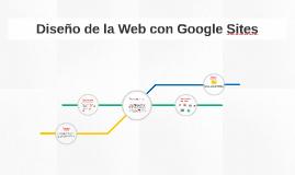 Diseño de la Web con Google Sites