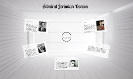 Admiral Jerimiah Denton