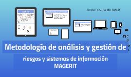 Metodologia MAGERIT