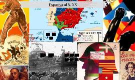 Espanya al S. XX