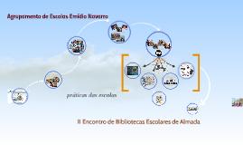  II Encontro de Bibliotecas Escolares de Almada