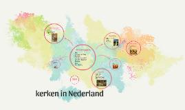 kerken in Nederland