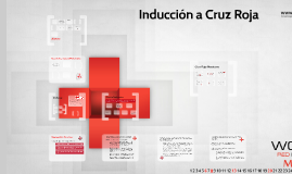 Inducción a Cruz Roja