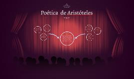 Poética  de Aristóteles