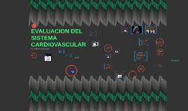 Copy of Copy of EVALUACION DEL SISTEMA CARDIOVASCULAR