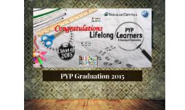 PYP Graduation 2015