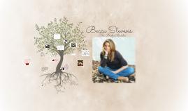 Becca Stevens: