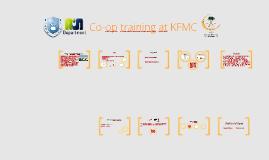 Copy of Co-op training at KFMC