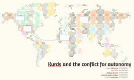Kurds and the conflict for autonomy