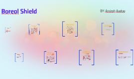 Copy of Boreal Shield