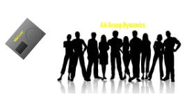 AA Group Dynamics