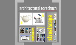 Kevin Kazuhiro Yoshida: architectural rorschach