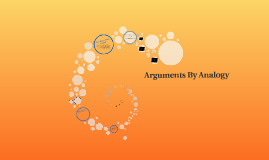 Arguments By Analogy