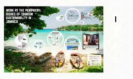 Sustainable tourism in Jamaica (Khrystyna Sybirskova)