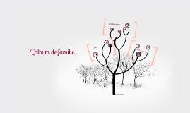 Copy of L'album de famille