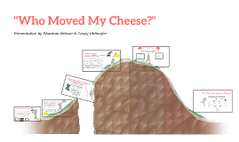 """""""Who Moved My Cheese?"""""""
