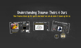 Understanding Trauma: Theirs & Ours (NAEHCY)