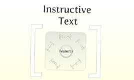 Instructive Text