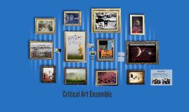 Critical Art Ensemble (CAE)