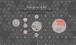 Functions of Art